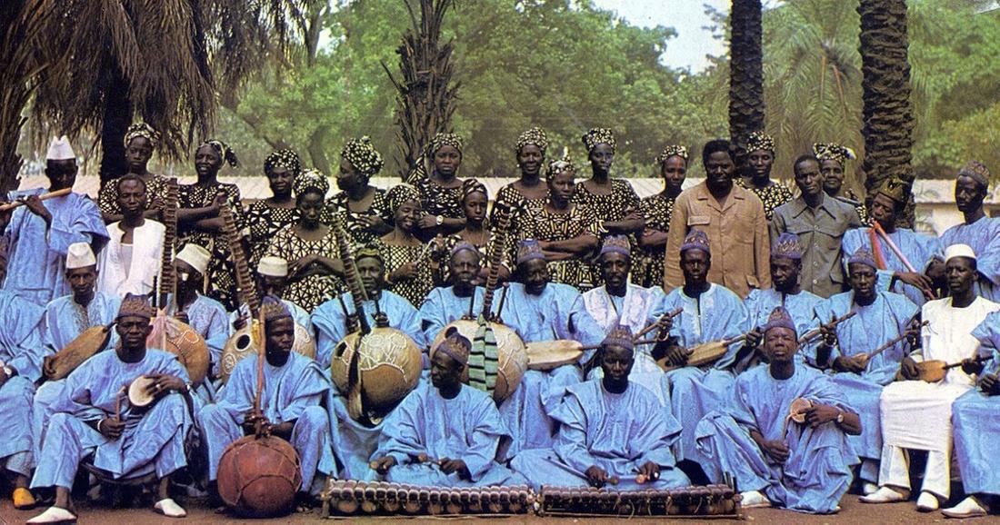 Kollaps 26 05 19 Mali African Lo Fi